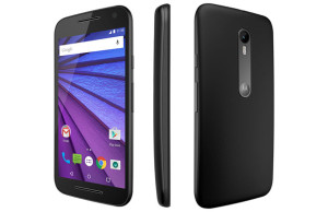 Moto G (3rd Gen) With 4G LTE and 5MP Front Camera
