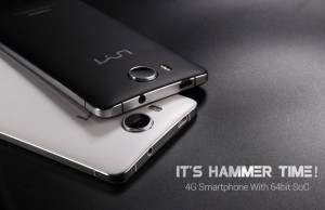 UMI Hammer 4G Smartphone With 64bit SoC At Rs. 10,999