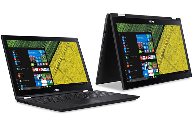 Acer Spin 5 - Best 2 in 1 Convertible Laptops Under $800