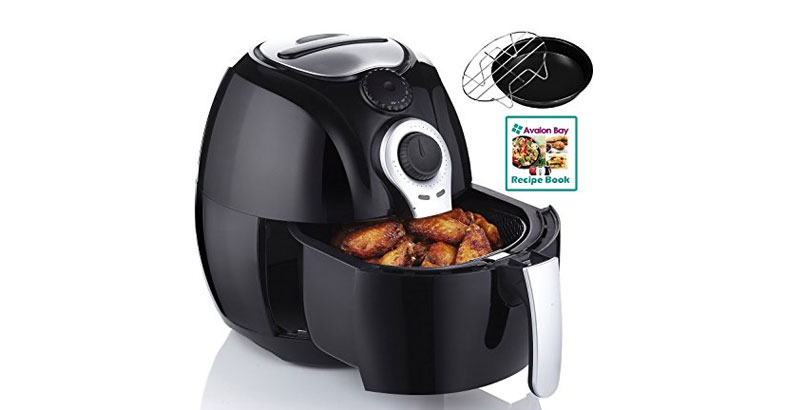 Avalon Bay Air Fryer 100B - Best Air Fryers