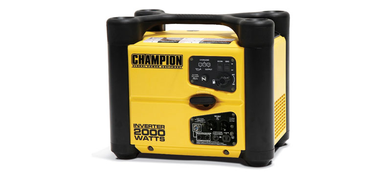 Champion 2000 Watt - Best Champion Inverter Generator