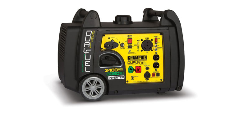 Champion 3400 Watt - Best Champion Inverter Generator