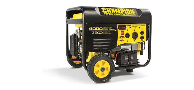 Champion 3500 Watt - Best Champion Inverter Generator