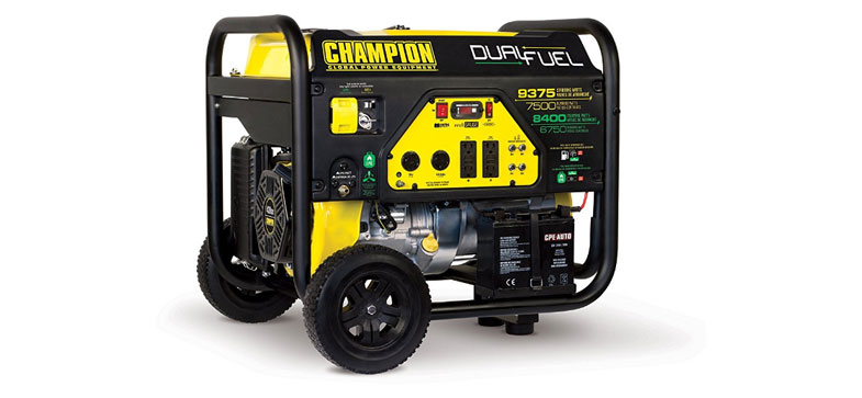 Champion 7500 Watt - Best Champion Inverter Generator