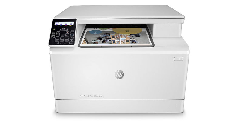 HP LaserJet Pro M180nw - Best All In One Color Laser Printer