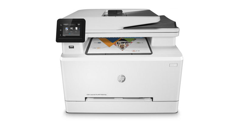 HP LaserJet Pro M281fdw - Best All In One Color Laser Printer