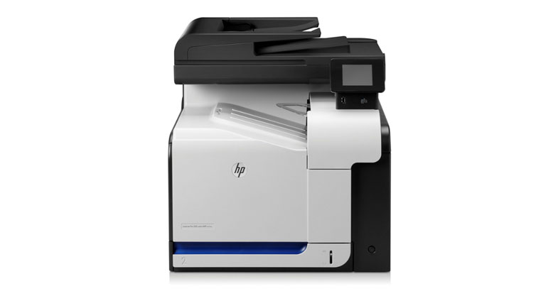HP LaserJet Pro 500 color MFP M570dn - Best All In One Color Laser Printer
