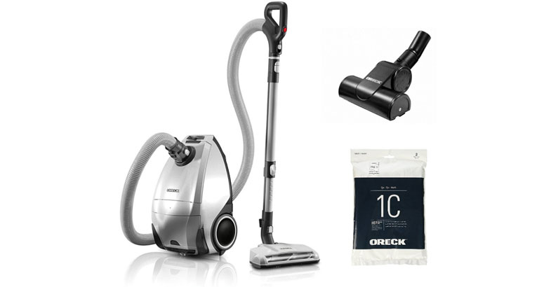 ORECK - Best Vacuum Cleaner For Pet Hair