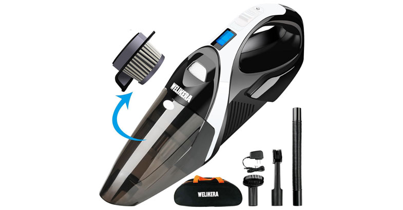 WELIKERA - Best Vacuum Cleaner For Pet Hair