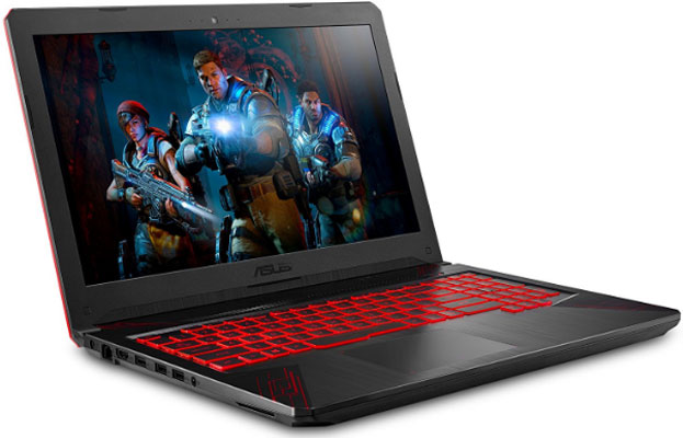 ASUS TUF FX504GD-ES51 - Best Gaming Laptops Under $800
