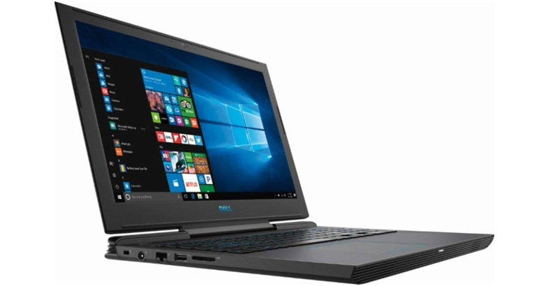 Dell 7855 G7 15 - Best Gaming Laptops Under 1500 Dollars