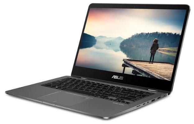 ASUS ZenBook Flip 14 - Best 2 in 1 Convertible Laptops Under $800