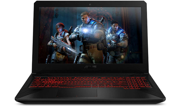 ASUS TUF FX504 - Best Gaming Laptops Under 1500 Dollars