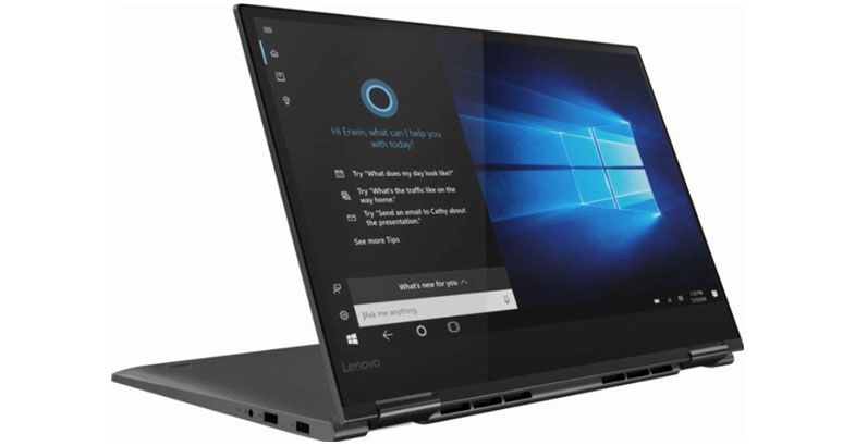 Lenovo Yoga 730 - Best Laptops For Programming Students