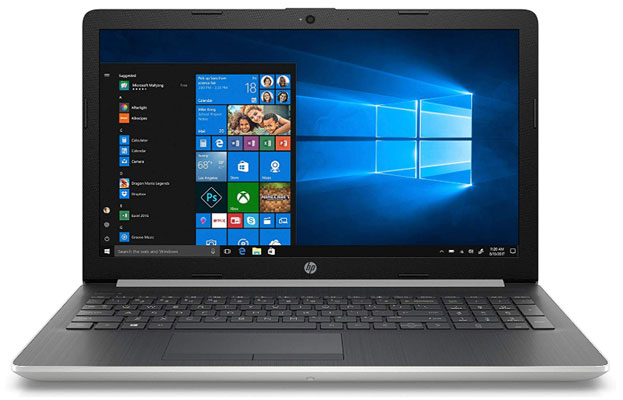 2019 Newest HP 15-DA0002DX - Best Laptops Under $500