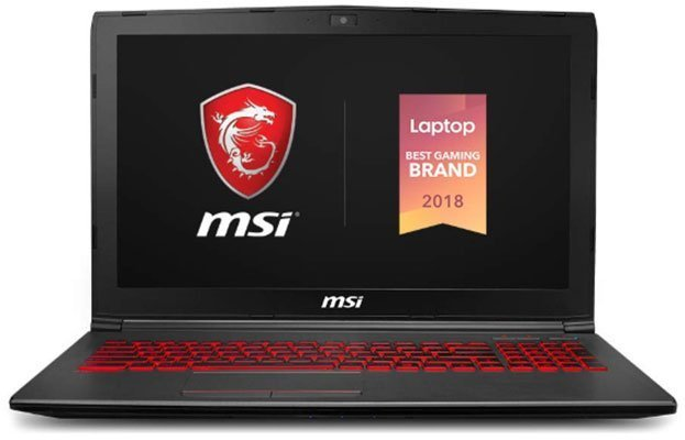 MSI GV62 8RD-276 - Best Gaming Laptops Under $1000
