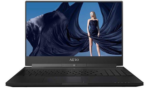 GIGABYTE Aero 15X v8-BK4 - Best Gaming Laptops Under $2000