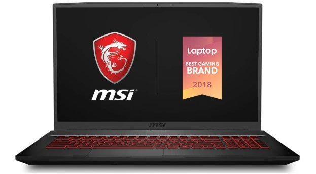 MSI GF75 9SC-027 - Best Laptops For Mechanical Engineering Students