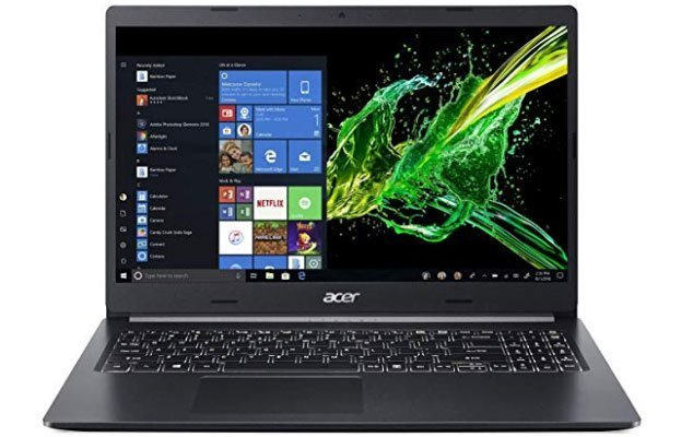 Acer Aspire 5 Slim Laptop - Best Laptops For Mechanical Engineering Students