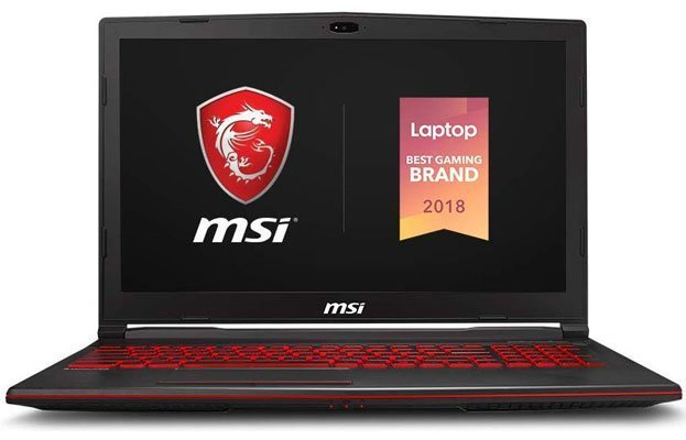 MSI GL63 8RCS-060 - Best Gaming Laptops Under $700