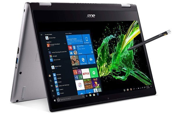 Acer Spin 3 - Best Laptops For Writers