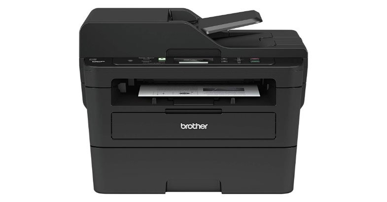 Brother DCPL2550DW - Best All In One Monochrome Laser Printer