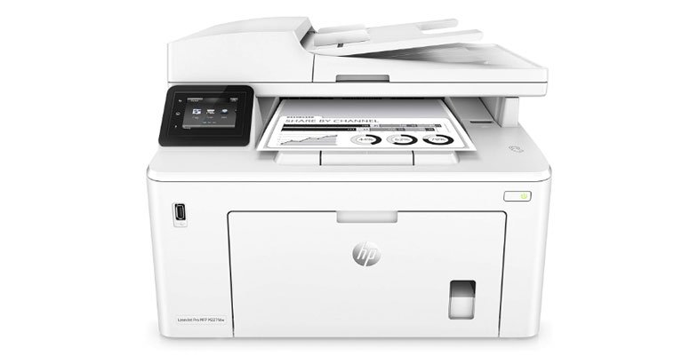 HP LaserJet Pro M227fdw - Best All In One Monochrome Laser Printer