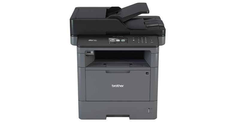 Brother MFC-L5700DW - Best All In One Monochrome Laser Printer