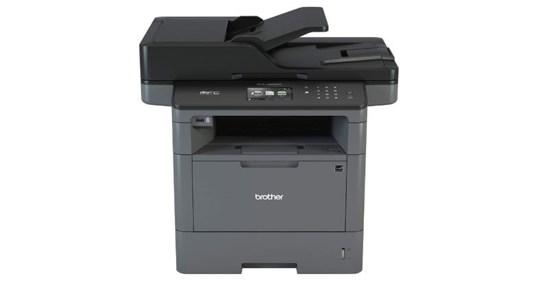 Brother MFC-L5800DW - Best All In One Monochrome Laser Printer