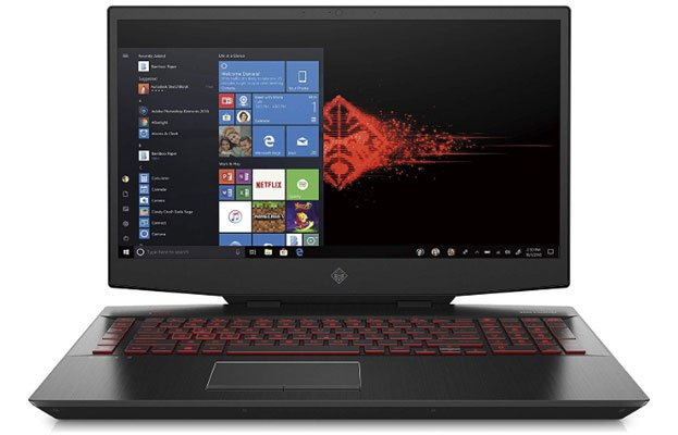 Omen by HP 17-cb0090nr - Best Gaming Laptops Under $2000
