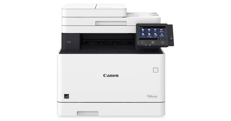 Canon Color imageCLASS MF743Cdw - Best All In One Color Laser Printer