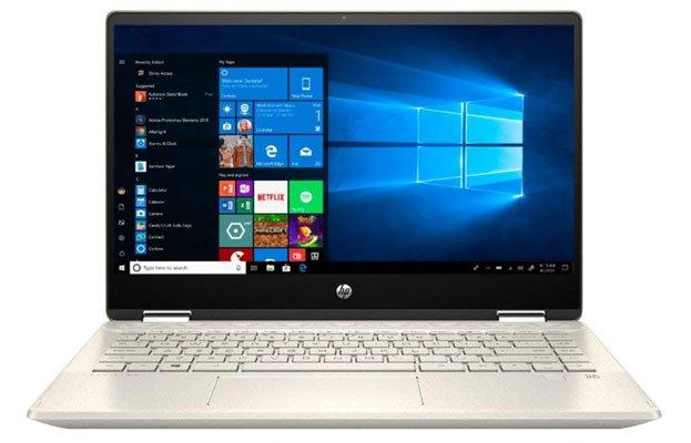 HP Pavilion x360 - Best 2 In 1 Intel Core i5 Processor Laptops