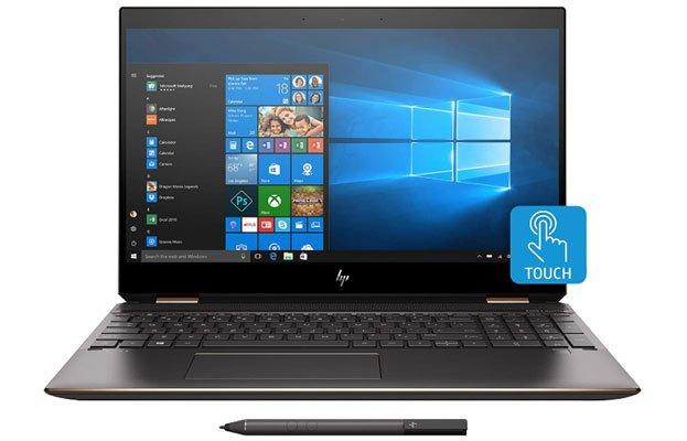 HP Spectre x360 - Best 2 in 1 Convertible Laptops Under $1500