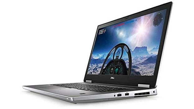 Dell Precision 7740 - Best Laptops For AutoCAD